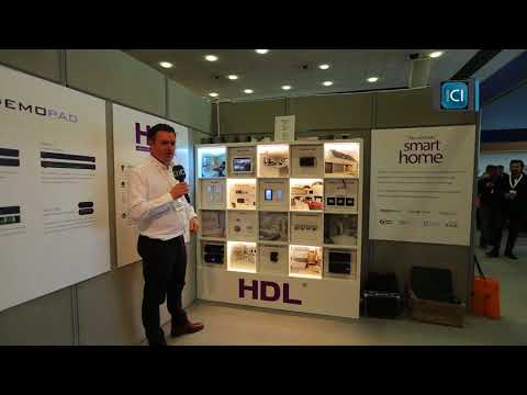 HDL makes Smart Home Control easier with app, keypad and sensor controls
