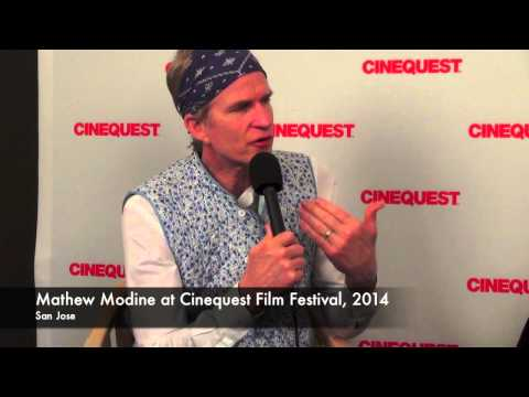 Mathew Modine on Pratham, Bollywood & Ismail Merchant