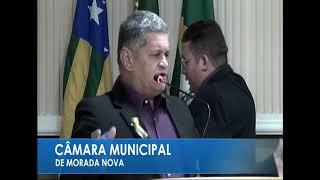 Jeovan Barbosa Pronunciamento 15 09 17