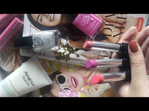Unboxing Avon Campaña 04 + Pasando Revista Campaña 06