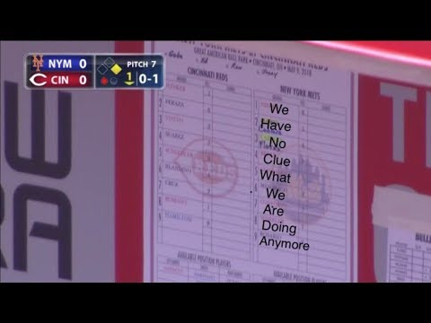 MLB Batting Out of Order |