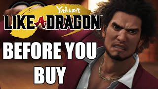 Yakuza: Like a Dragon - 15 Things You NEED To Know Before You Buy