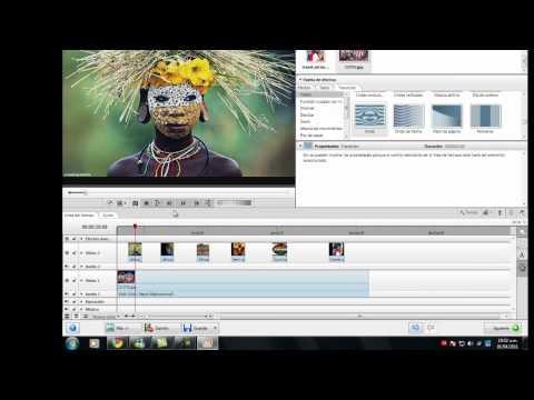 TUTORIAL COMO CREAR Y EDITAR UN VIDEO CON NERO VISION 10