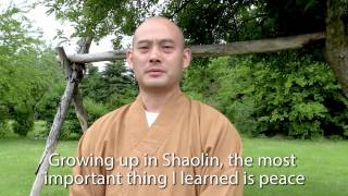 Help Us Bring Traditional Shaolin Kung Fu, Qi Gong, and Meditation to Canadians! Indiegogo Video