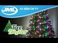 Tree Dazzler: Easy LED Christmas Tree Lights from JML