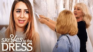 🔴Mother of the Bride Only Cares About the Price Tag! | Say Yes To The Dress UK