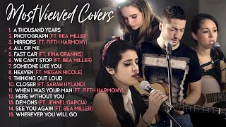 Download lagu Boyce Avenue Most Viewed Acoustic Covers (ft. Fifth Harmony, Bea Miller, Sarah Hyland, Kina Grannis)