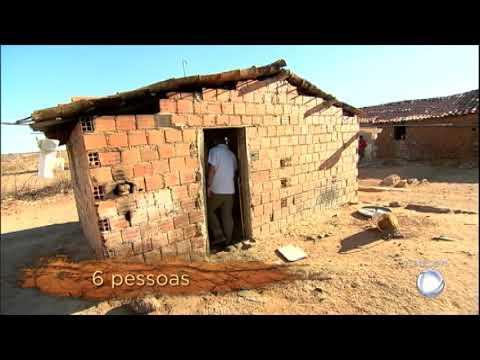 Exclusivo: Câmera Record mostra dificuldade das famílias que enfrentam a seca