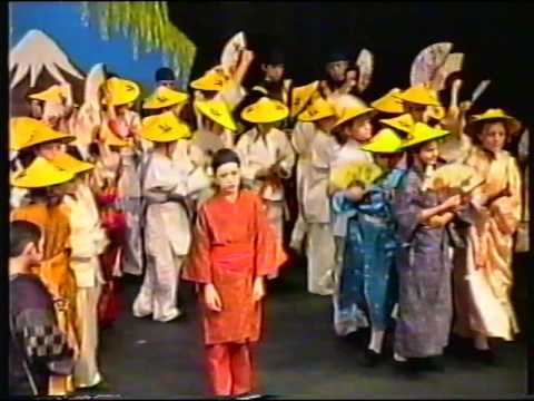 The Mikado, North County Primary School, Dec. 1994