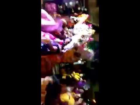 Holi khele Maha Maiya Bhawan me..Kali dance