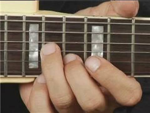 play a dim chord on the top guitar strings root position guitar chord dictionary 1 youtube. Black Bedroom Furniture Sets. Home Design Ideas