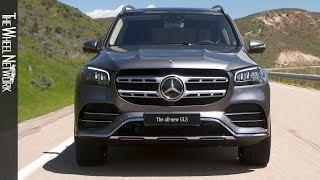 2020 Mercedes-Benz GLS 400d 4MATIC | Selenite Grey | Driving, Interior, Exterior