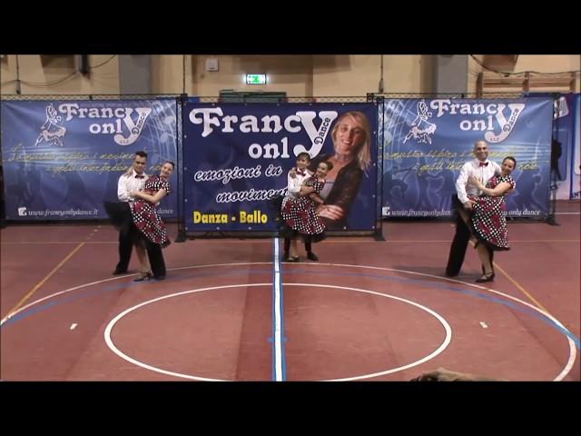 SWING MIXED AGE - ELVIS PRESLEY MEDLEY