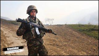 Только что: Враг разбит в районе Карин Так и Лисагор. Армия Карабаха перешла к иной логике