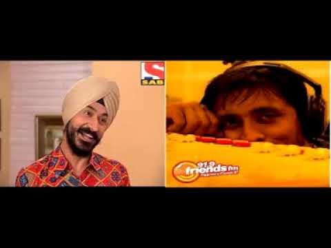 Roshan Singh Sodhi (Gurucharan Singh) with Rj Animesh Live