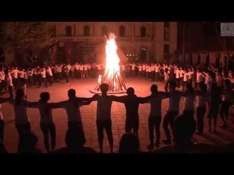 Đêm lửa Trại - Lễ TT SVCG Nông Nghiệp Lần Thứ 17