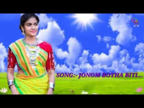 New Letest Santhali Song Jonom Boyha Biti... Dong Song