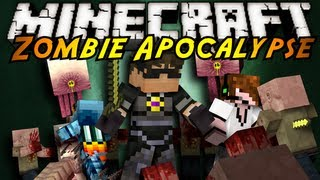 Minecraft: Zombie Apocalypse Part 2!