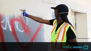 Tagging along with our graffiti-removal crews - EP.0031