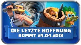APRIL UPDATE RELEASE TERMIN NEUE BALANCE NEUE META  Clash Royale Deutsch German