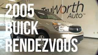 2005 Buick Rendezvous - Dual Zone Climate Control - Heated Leather Seats - TruWorth Auto