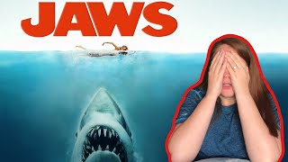 JAWS Reaction & Commentary * Millennial Movie Monday