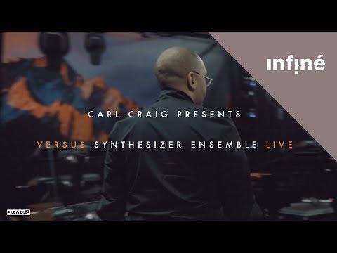 Carl Craig presents Versus Synthesizer Ensemble (Trailer)