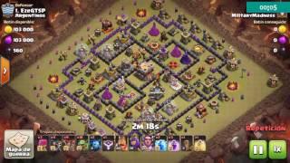 TH11 mass baby dragons | poor th11 | King 40 Queen 38 Gardener 20 | Clash of Clans