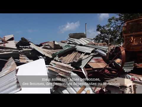Femmes cleaners grévistes de la faim: Chuttoo appelle au soutien de l'oppositionde YouTube · Durée:  2 minutes 52 secondes