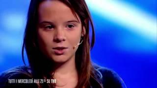 INTERVISTA A CHIARA PERRECA Sky Italia's got talent , BACOLI, MAFIA