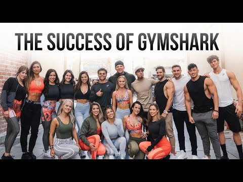 What Really Happens At A Gymshark Event...