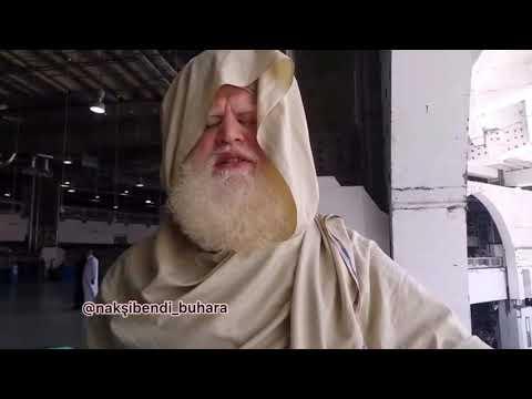 Peygamber efendimiz s.a.v soyundan gelen seyyid muhterem şah bacna sabte hazretleri (k.s)