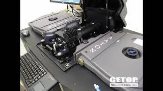 法國 AatonK 4K數位底片印片機試機影片