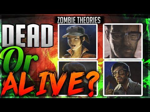Zombie Theories: Did Marlton, Misty, Russman & Samuel Die? | Fate Of The Black Ops 2 Zombie Crew