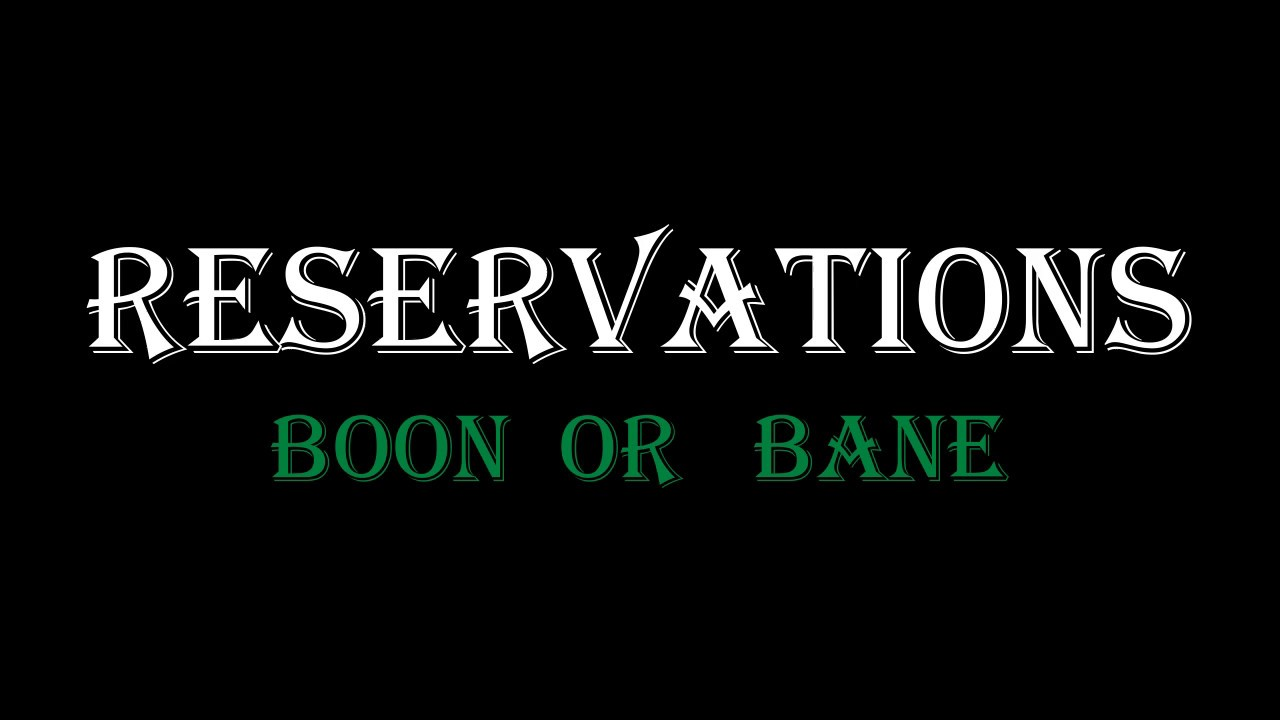 reservation is boon or bane