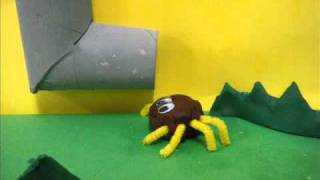 Incy Wincy Spider Song.wmv