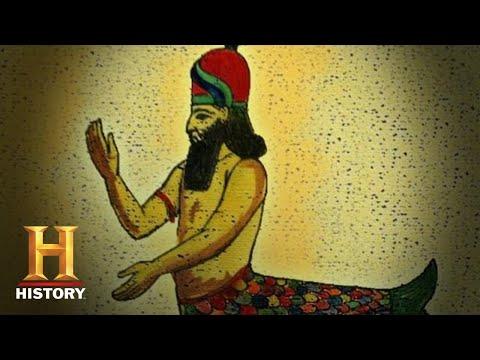 Ancient Aliens: The Amphibious Gods of Ancient Babylon (Season 14) | History