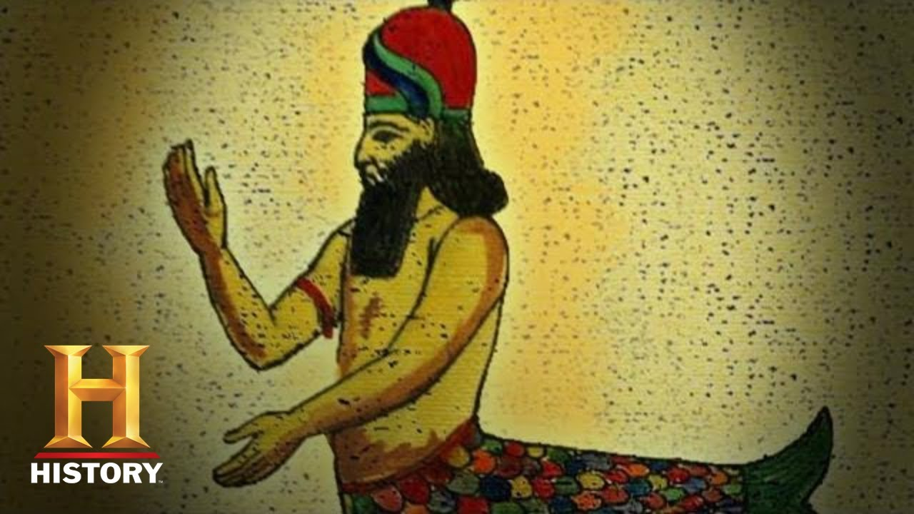 Ancient Aliens: The Amphibious Gods of Ancient Babylon (Season 14) | History