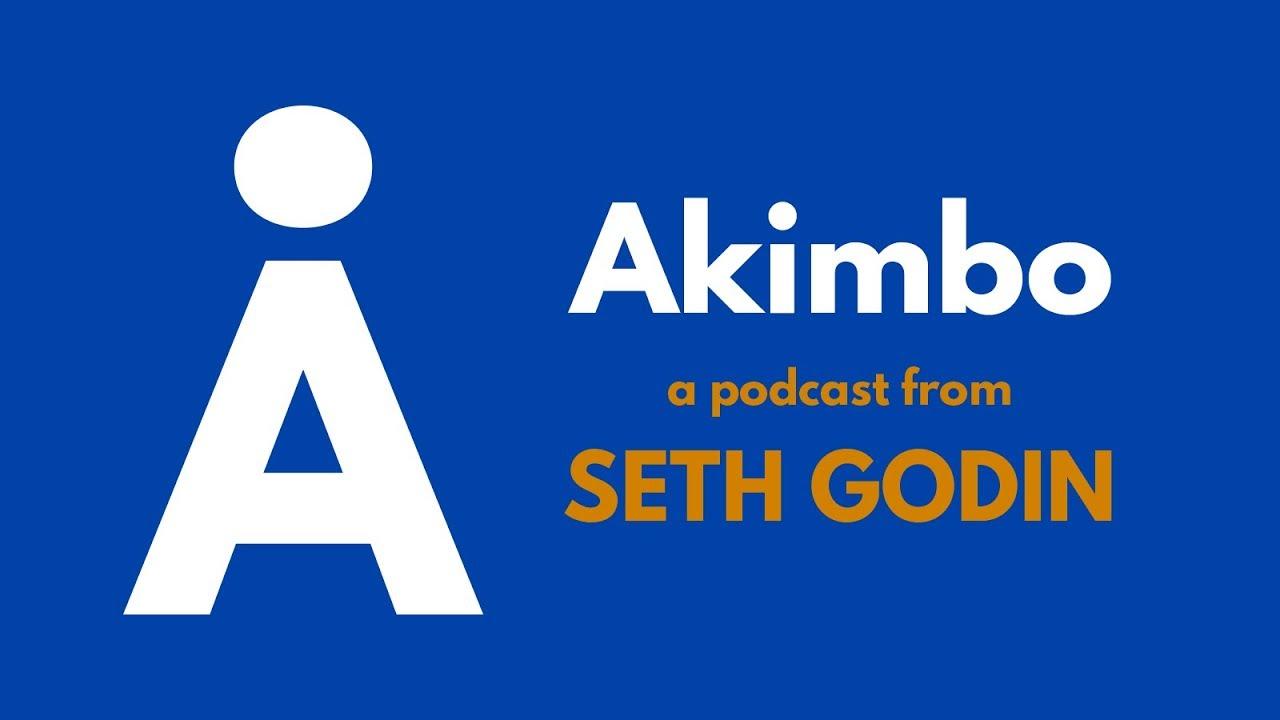 Seth godin podcast