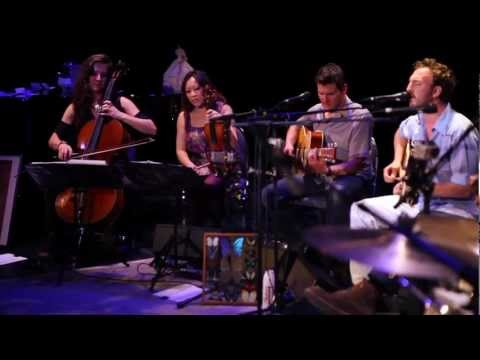 """Guster - """"Two Points For Honesty"""" [Live Acoustic w/ the Guster String Players]"""