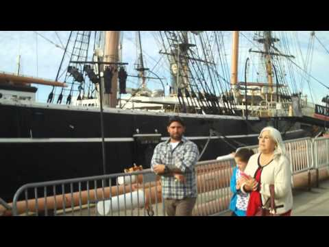 Star Of India - Maritime Museum in San Diego