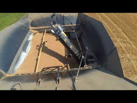 Торум 780 выгрузка зерна
