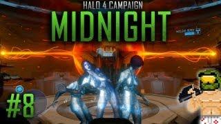 Halo 4 Campaign - Midnight Legendary Speedrun