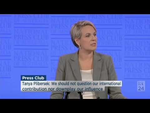 Tanya Plibersek says it's time Australia negotiated a sea bo