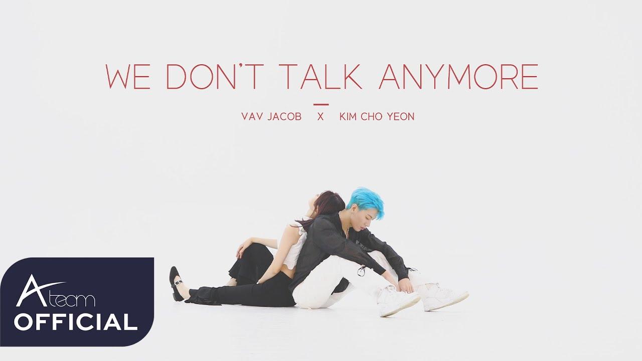 VAV Jacob X Kim Cho Yeon - 'We Don't Talk Anymore' Choreography