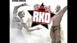 WWE - Rated RKO Theme Song - Burn in My Light + Metallingus (Arena Effects) +DL