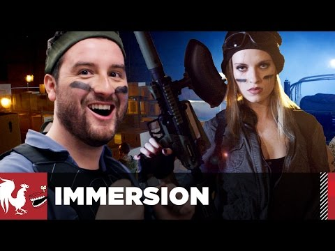 Immersion - Metal Gear Solid in Real Life | Rooster Teeth