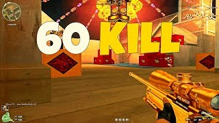 CrossFire 60 Kill | S&D GamePlay