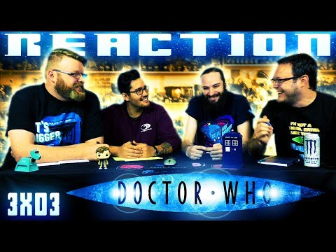 "Doctor Who 3x3 REACTION!! ""Gridlock"""