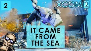 XCOM 2 Tactical Legacy Pack - It Came From the Sea - Mission 2 of 7